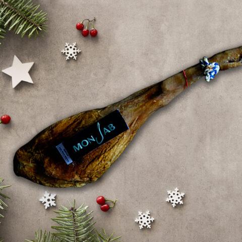 por qué debes incluir un jamón en la cesta de Navidad